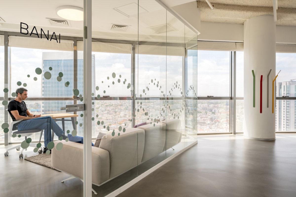 Thiết kế văn phòng theo 5s