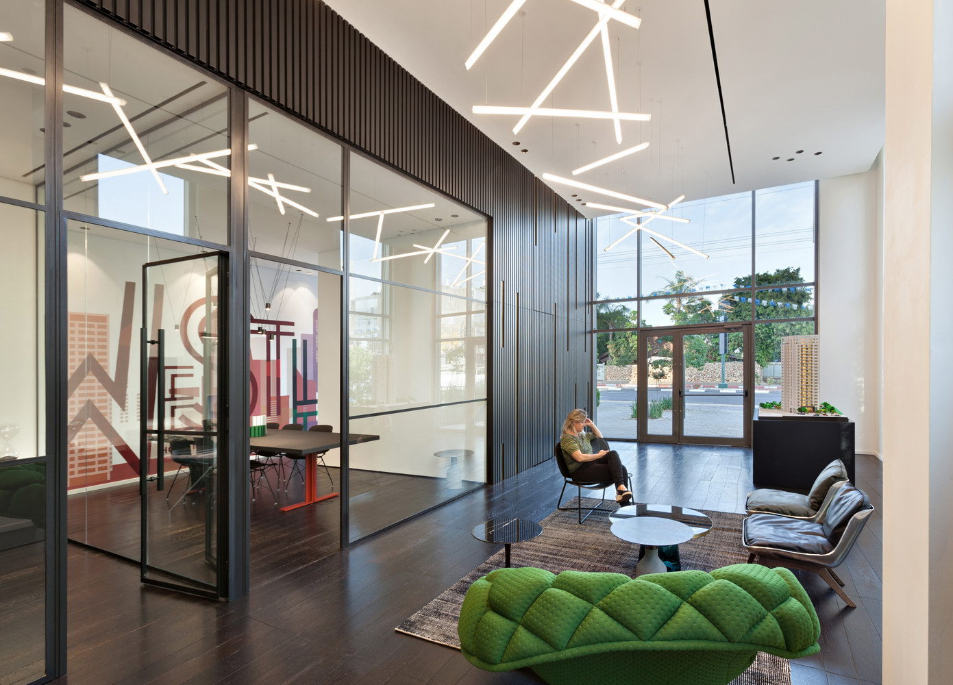 ý tưởng thiết kế nội thất văn phòng