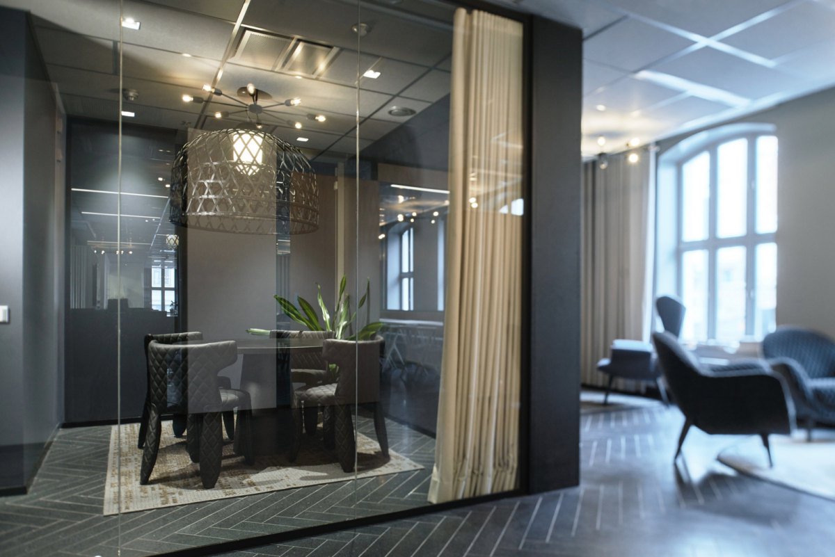 mẫu nội thất văn phòng