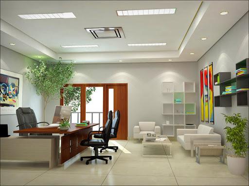 thiết kế văn phòng theo phong thủy