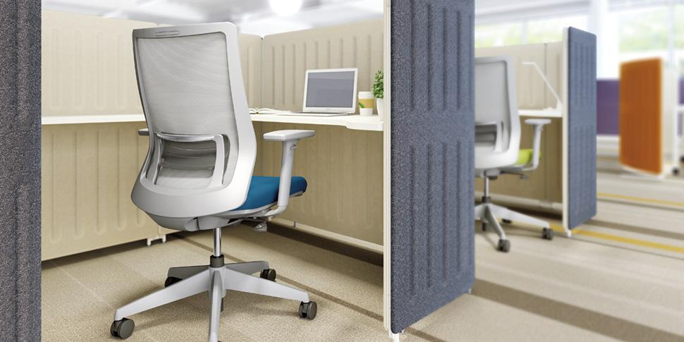 nội thất linh hoạt cho văn phòng