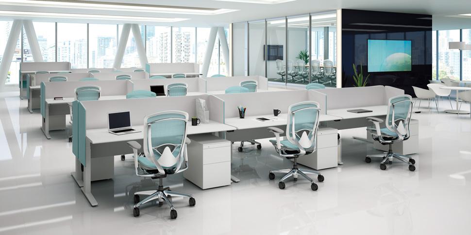 lắp đặt nội thất văn phòng