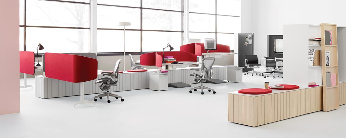 Tiêu chuẩn thiết kế nội thất văn phòng chuyên nghiệp và chất lượng