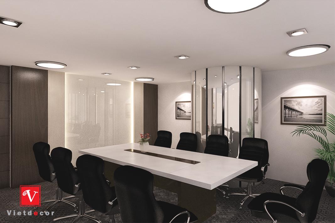 nội thất văn phòng chủ tịch