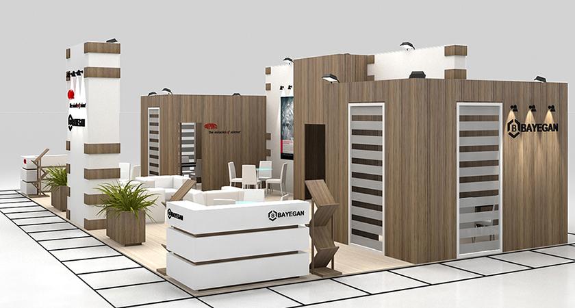thiết kế triển lãm hội chợ