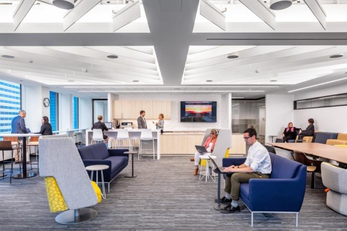 thiết kế văn phòng năm 2019