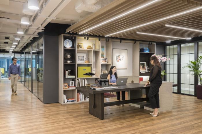 sửa chữa cải tạo văn phòng hiện đại