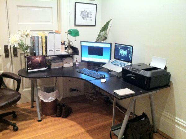 thiết kế văn phòng làm việc
