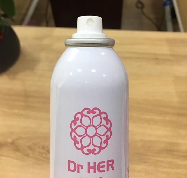 Review xịt khoáng Dr.Her  3