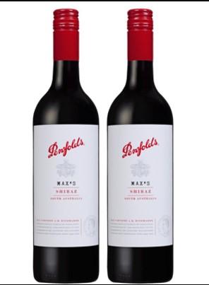 Rượu vang Úc Penfolds Maxs Shiraz