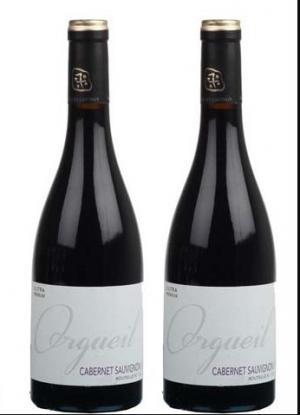 Rượu vang Orgueil Cabernet Sauvignon 2017