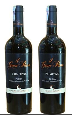 Rượu vang ý IL Gran Passo 2017