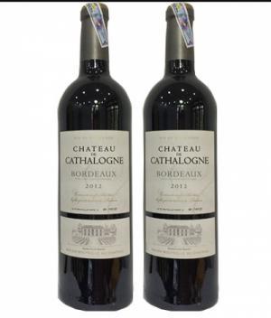 Rượu vang Pháp Chateau de cathalogne