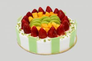 FRUIT DELICACY CAKE