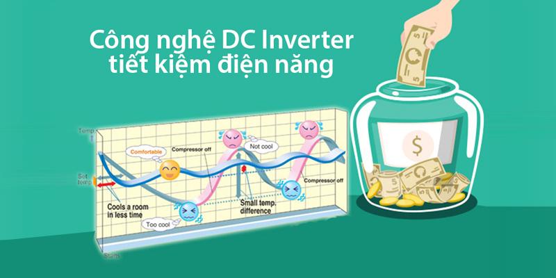 Tại sao nên dùng máy điều hòa Inverter