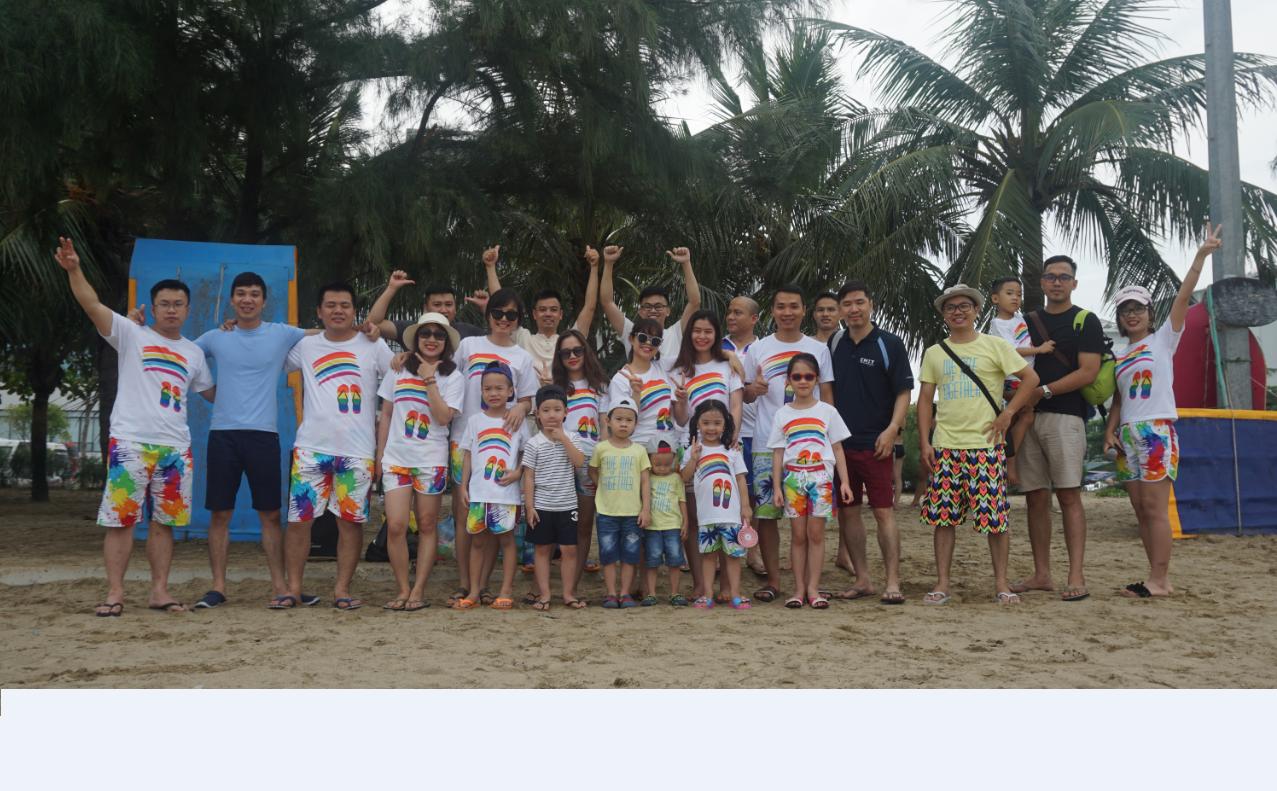 Zodiac Cơ Điện tổ chức nghỉ mát hè 2018