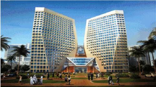 Hình ảnh thi công DA Cụm công trình trung tâm Bệnh viện Trung ương Quân đội 108