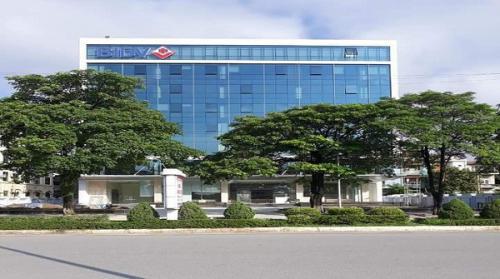 Hình ảnh thi công DA Ngân hàng BIDV - CN Tuyên Quang