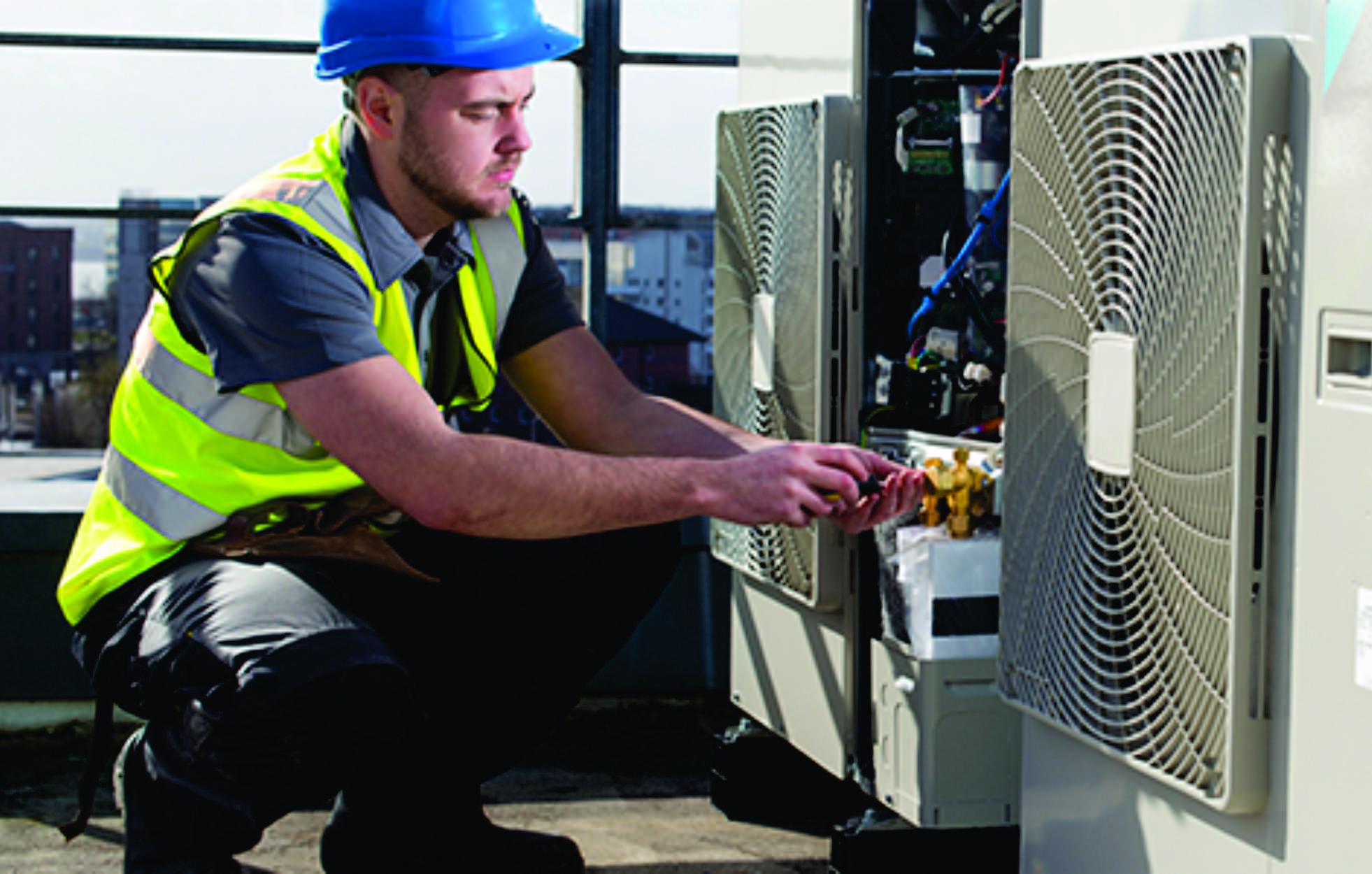 Tuyển dụng kỹ sư Điều hòa không khí
