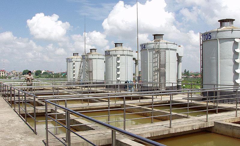 Sở Xây dựng Hà Nội chỉ đạo đẩy nhanh tiến độ các dự án nước sạch