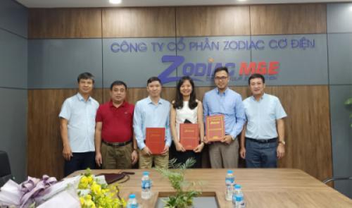 Zodiac M&E - Lễ bổ nhiệm 3 Phó Tổng Giám Đốc