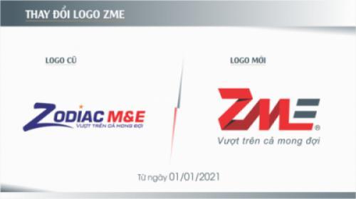 Thông báo thay đổi logo và hệ thống nhận diện thương hiệu