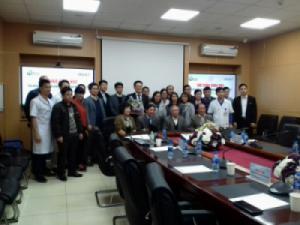 Hội thảo siêu âm đàn hồi mô và ứng dụng trong chẩn đoán bệnh lý tại Bệnh viện Việt Đức