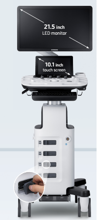 Máy siêu âm Doppler màu - XH40