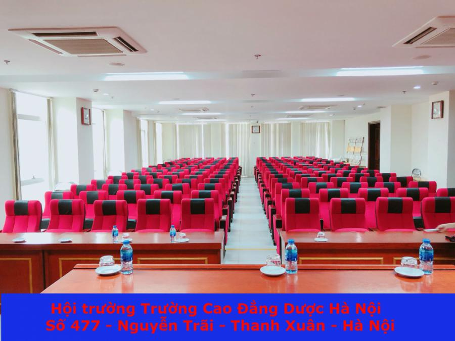 Ảnh Trường - Phòng lý Thuyết