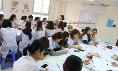 Hình thức nộp hồ sơ cao đẳng điều dưỡng Hà Nội 2019