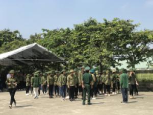 Giáo dục quốc phòng - Môn học nhiều trải nghiệm cho sinh viên