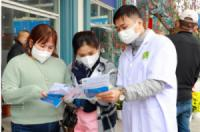 Các bước phòng tránh lây nhiễm dịch Virut Corona