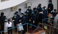 Thủy thủ tàu World Dream có dấu hiệu nhiễm virus corona