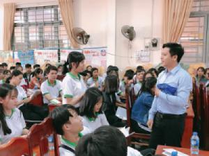 Lan tỏa giáo dục kỹ năng sống trong trường học
