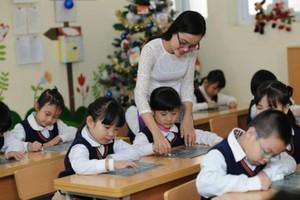 Hoàn thành tổ chức thăng hạng chức danh nghề nghiệp giáo viên trước ngày 31/12/2020