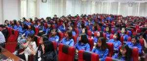 Lễ kỷ niệm 88 năm ngày thành lập Đoàn TNCS Hồ Chí Minh