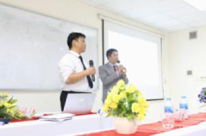 Tư vấn và hướng nghiệp việc làm cho sinh viên năm cuối