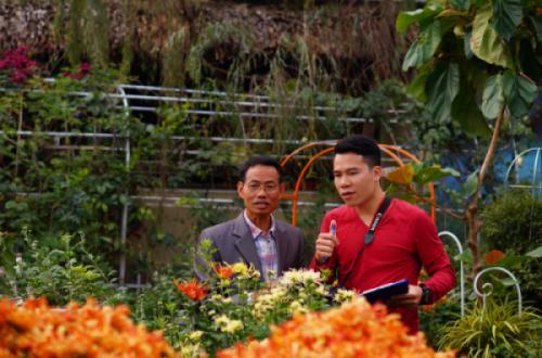 TH Hà Nội ghi hình cho chương trình
