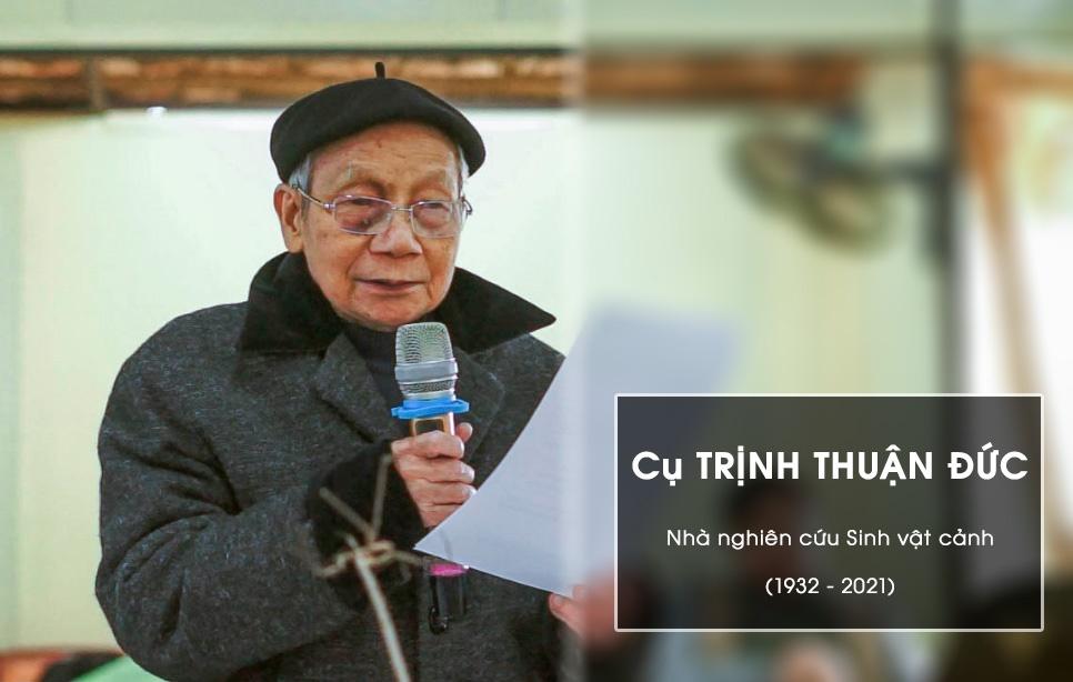 Nhà nghiên cứu Sinh vật cảnh Trịnh Thuận Đức từ trần (1932 - 2021)