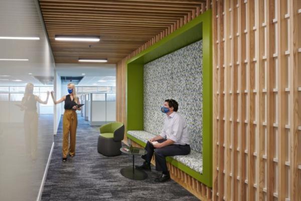thiết kế văn phòng vip