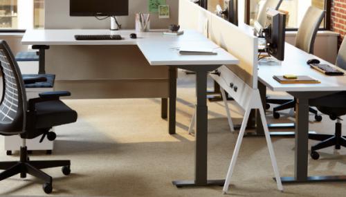 Giới thiệu bàn làm việc đứng thương hiệu Tone