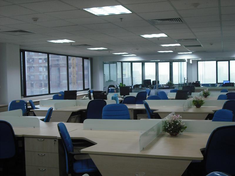 Thiết kế thi công nội thất văn phòng công ty SETA CINQ