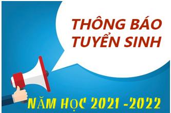 THÔNG BÁO TUYỂN SINH TRƯỜNG MẦM NON TUỔI HOA NĂM HỌC 2021 – 2022