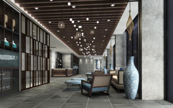 Nhà đón tiếp khách sạn Hạ Long