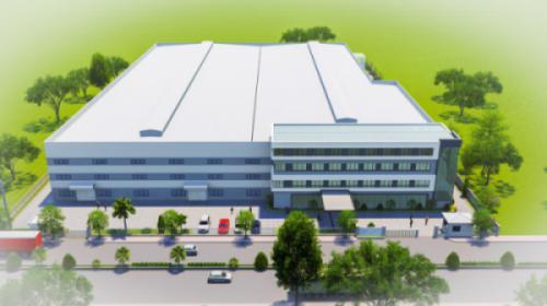 ALPHA trúng thầu Thiết kế và Thi công xây dựng Nhà máy Wailuen Technology Việt Nam