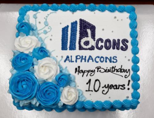 Kỷ niệm sinh nhật 10 năm ALPHACONS (22/4/2010-22/4/2020)
