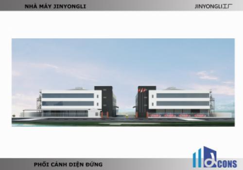 Dự án Nhà máy JINYONGLY
