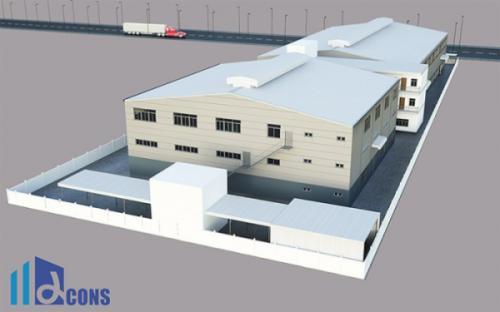 Dự án Nhà máy Newoder