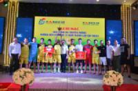 Tổng hợp giải bóng đá TASECO Mở rộng 2019 - Hướng đến kỷ niệm 15 năm thành lập Tập Đoàn