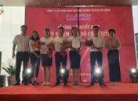 Lễ công bố Quyết định bổ nhiệm cán bộ chủ chốt và tóm lược kết quả kinh doanh 6 tháng đầu năm của TASECO Đà Nẵng